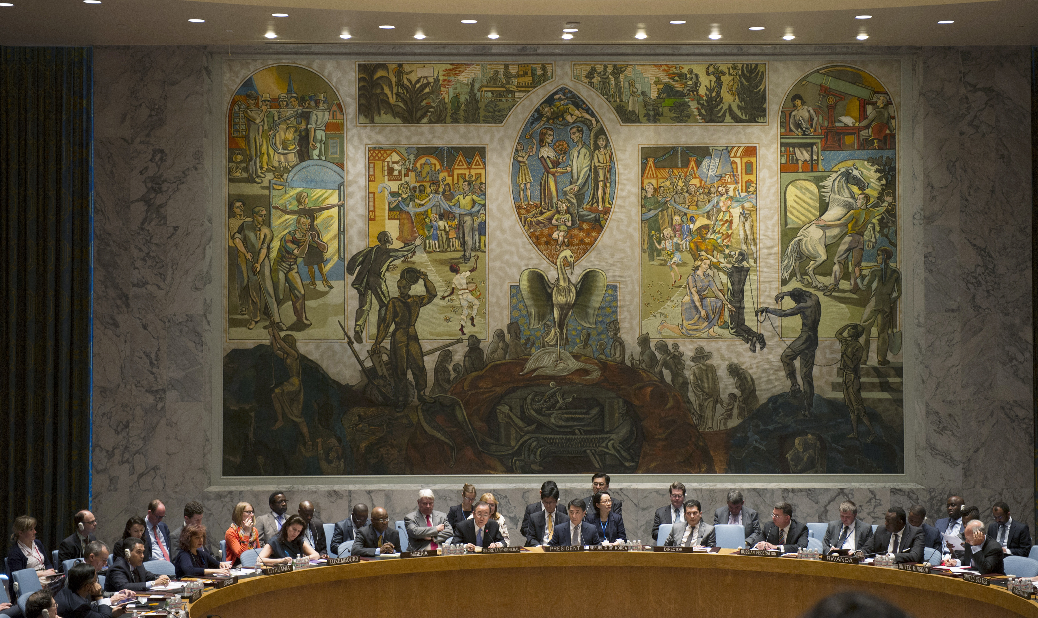 security council reformation essay Proposal to enlarge united nations security council from its present 15  is  chairman of panel that has been studying ways to reform council (m.