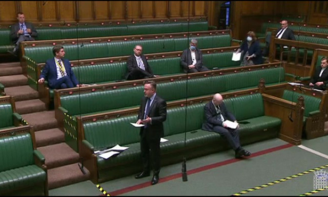 Reading of the 10-minute Bill at the House of Commons