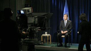 Secretary-General Records Video Message