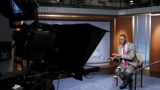 UNFPA Chief Sits for Interview