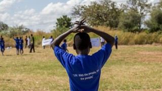 UN Day Celebration at Kapuri School, South Sudan